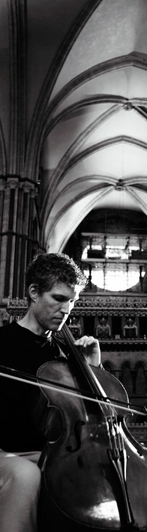BBC Music Mag Blogs - Matthew Barley - Cellist